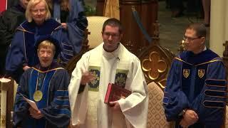 Download 2018: Notre Dame Law School Prayer Service Video