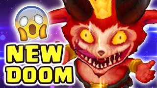 Download THE CRAZIEST GAME MODE EVER MADE NEW DOOM BOTS | LITTLE DEVIL TEEMO SKIN SPOTLIGHT - Nightblue3 Video