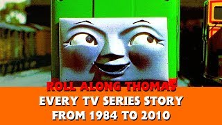 Download Roll Along's Every TV Series Story from 1984 to 2010 - Thomas & Friends Video