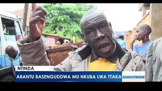 Download Abantu basenguddwa mu nkuba lwa ttaka. Video