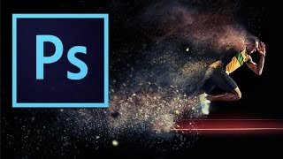 Download Sand Storm Effect (Disintegration) Adobe Photoshop + Action Video