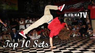 Download BBOY KLEJU - Top 10 Sets Video