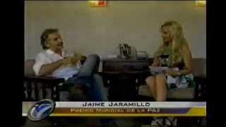 Download Ana Maria Reynoso entrevista a Papá Jaime Jaramillo en el noticiero . INFO7 Noche Video