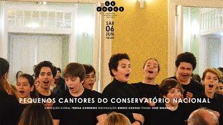 Download EMCN | Pequenos Cantores do Conservatório Nacional (2014/15) Video
