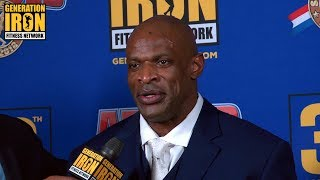 Download Ronnie Coleman Talks New Movie About His Life | Arnold Classic 2018 Video