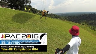 Download Paragliding JUGRA | Take-Off Compilation #04 (Full-HD) Video