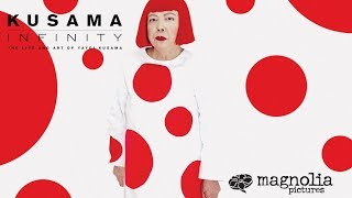 Download Kusama - Infinity - Official Trailer Video