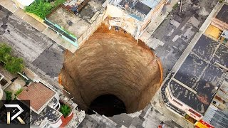 Download 10 Largest Holes Swallowing The Earth Video