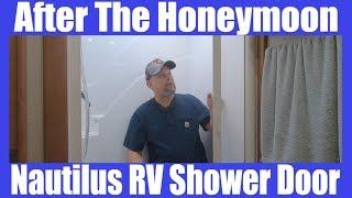 Download After The Honeymoon: Nautilus Sliding RV Shower Door Video