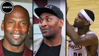 Download Metta World Peace On Jordan VS LeBron Video