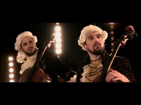 2CELLOS - Whole Lotta Love vs. Beethoven 5th Symphony [OFFICIAL VIDEO]
