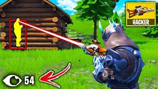 Download Top 10 EASY Ways to Spot A HACKER In Fortnite! Video