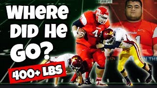 Download What Happened to the 400 Pound High School Runningback? Video