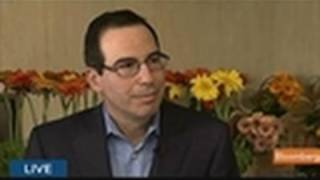 Download OneWest's Mnuchin Sees `No Rush' to Take Bank Public Video