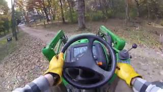 Download 🚜 All in a days work for the John Deere 3038E tractor Video