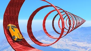 Download EXTREMELY HARD INFINITY LEVEL! - GTA 5 Funny Moments Video