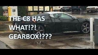 Download C8 Corvette with a PORSCHE gearbox?! Video