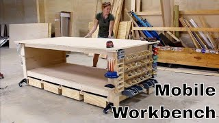 Download Ultimate Workbench + 10 Shop Storage Solutions Video