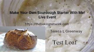 Download Day 12 Bake Sourdough Bread Today! Test Loaf - PART 2 Video