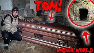 Download I TUNNELLED INTO THE UNDERWORLD & FOUND TOMS HAUNTED COFFIN! Video