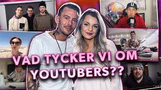 Download VAD TYCKER VI OM ANDRA KREATÖRER?! Video