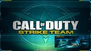 Download Call of Duty®: Strike Team - Walkthrough - Mission 1: Europa Falls Video