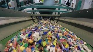 Download An environmentally friendly process: plastics recycling at mtm plastics Video