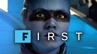 Download 17 Minutes of Mass Effect Andromeda: Peebee's Loyalty Mission Gameplay (4K 60fps) - IGN First Video