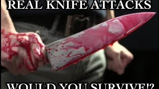 Download The BEST Knife Defense! What YOU need to Survive a REAL Attack! Video