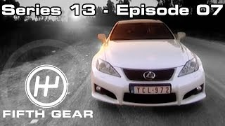 Download Fifth Gear: Series 13 Episode 7 Video