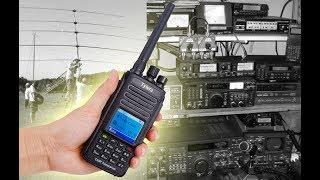 Codeplug for Radioddity GD-77 and the Brandmeister DMR Radio Network