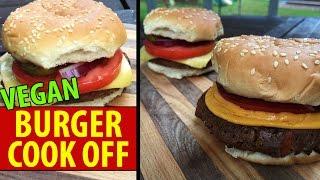 Download Best Vegan Burger | Cook-Off Video