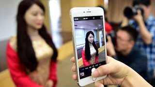 Download China unveils first interactive robot Video