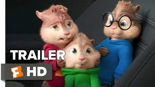 Download Alvin and the Chipmunks: The Road Chip Official Trailer #1 (2015) - Animated Movie HD Video