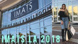Download IMATS LA 2018 VLOG & HAUL | Brenda Huerta Video