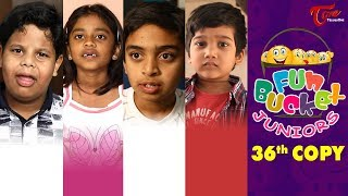Download Fun Bucket JUNIORS | Episode 36 | Kids Funny Videos | Comedy Web Series | TeluguOne Video