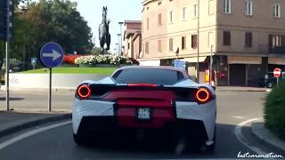 Download CHASING THE NEW FERRARI 488 PISTA TEST PROTOTYPE! (SPY VIDEO) Video