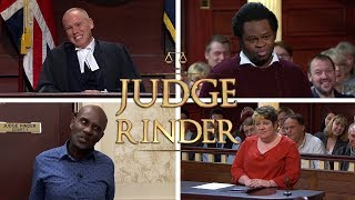 Download Top 5 Funniest Courtroom Moments   Judge Rinder Video
