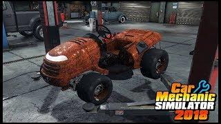 ABANDON KOENIGSEGG ONE:1 RARE!! - Car Mechanic Simulator 2018 Free