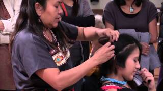 Download Traditional Hopi hairstyle at MIAC Video