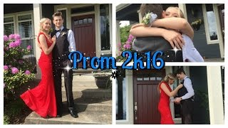 Download I Went To Prom 2K16!!! - Lovey James Video