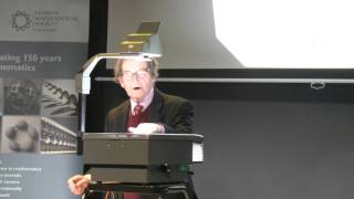 Download Sir Roger Penrose - 'Einstein's Amazing Theory of Gravity: Black Holes and Novel Ideas in Cosmology' Video