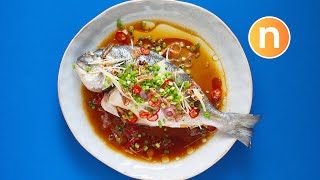 Download Steamed Fish [Nyonya Cooking] Video
