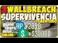 Download Gta 5 Online - Dos Wallbreach en Supervivencia Cementerio - Gta 5 Online Glitch Video