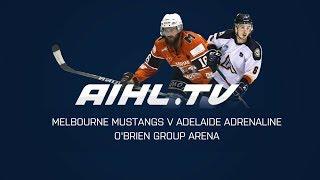 Download Adelaide Adrenaline @ Melbourne Mustangs (22/4/18) Video