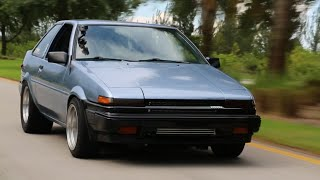 Download 880HP Toyota AE86 from HELL! Video