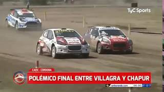 Download CARX: Polémico Final entre Villagra y Chapur en Alta Gracias Video