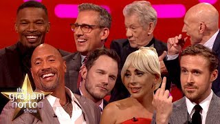 Download The Greatest Celebrity Throwbacks On The Graham Norton Show Video