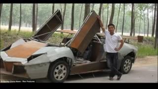 Download ESTE HOMBRE CONSTRUYÓ UN Lamborghini Reventón CASERO Video