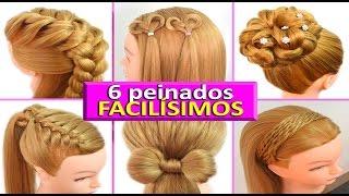 Peinados Para Ninas 2017 Peinados Para Cabello Peinados Faciles